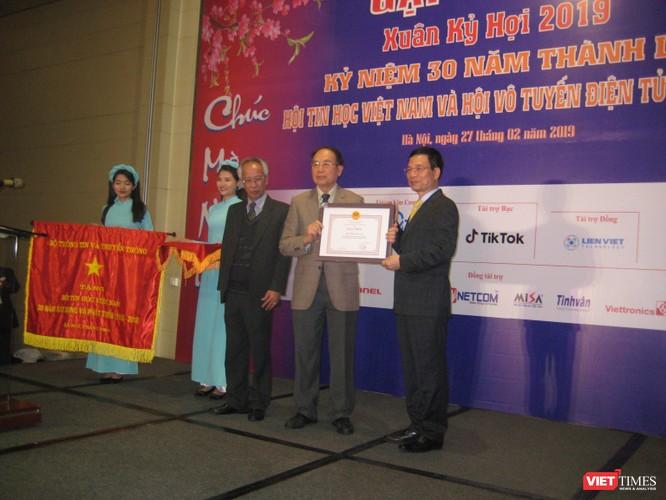 Vì sao Hội Tin học Việt Nam không thể duy trì IT Week? ảnh 1