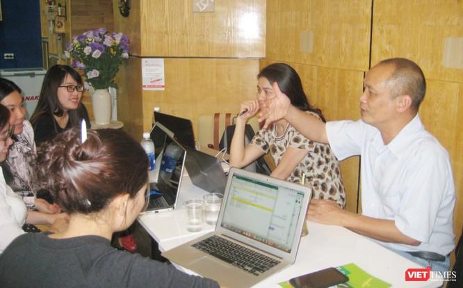 """TS Nguyễn Thành Nam: """"Giáo dục trực tuyến có sự linh hoạt rất lớn cho người học"""" ảnh 1"""
