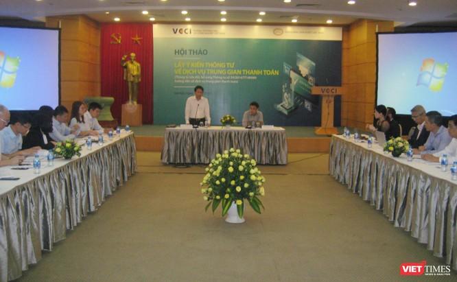 Những điểm cần sửa đổi trong Dự thảo về Trung gian thanh toán để thúc đẩy một xã hội phi tiền mặt tại Việt Nam ảnh 1