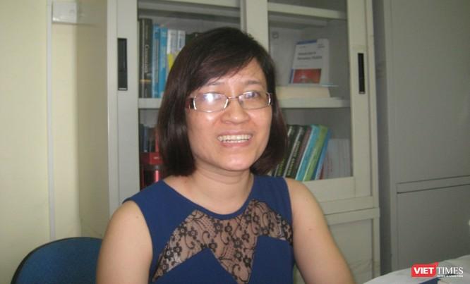 Nhà khoa học nữ Việt Nam nói về công trình nghiên cứu có khả năng đoạt giải Nobel ảnh 1