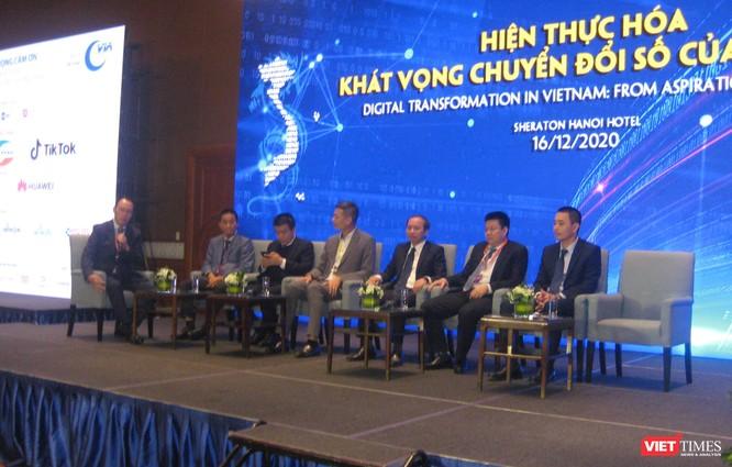 Internet là công cụ để hiện thực hoá khát vọng chuyển số Việt Nam ảnh 1