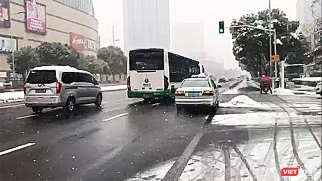 Mới nhất: Tuyết rơi trở lại ngày một dày hơn ở Thường Châu, AFC thông báo không hoãn chung kết ảnh 6