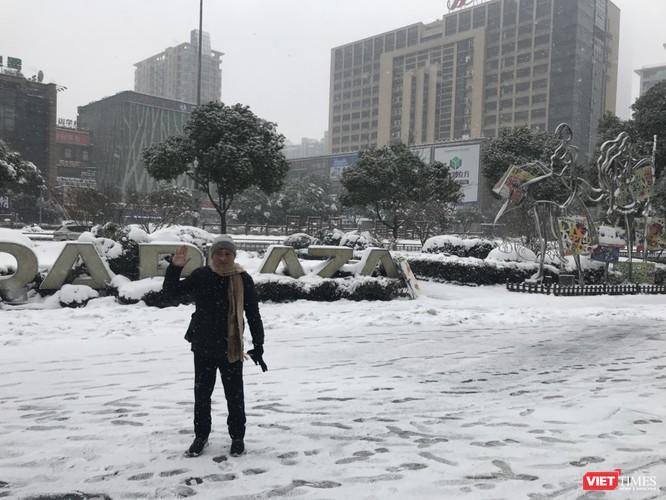 Mới nhất: Tuyết rơi trở lại ngày một dày hơn ở Thường Châu, AFC thông báo không hoãn chung kết ảnh 5