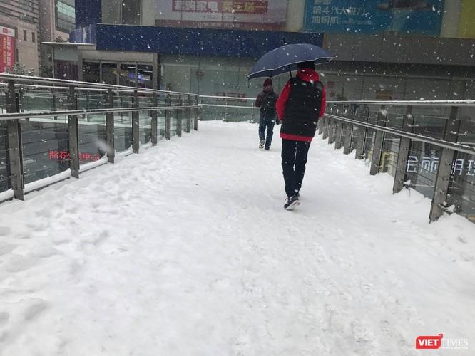 Mới nhất: Tuyết rơi trở lại ngày một dày hơn ở Thường Châu, AFC thông báo không hoãn chung kết ảnh 9
