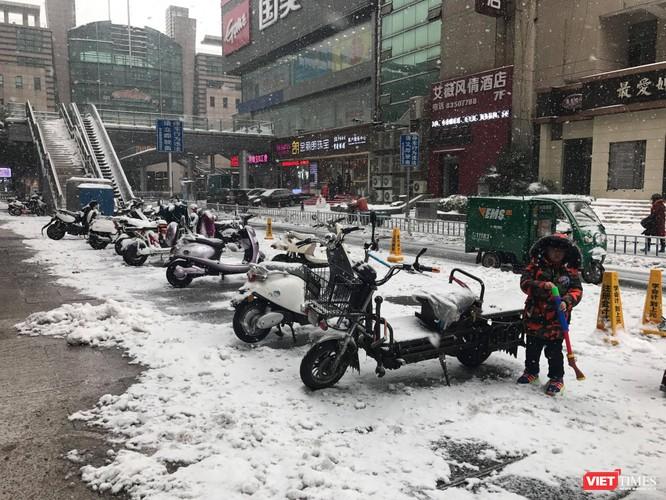 Mới nhất: Tuyết rơi trở lại ngày một dày hơn ở Thường Châu, AFC thông báo không hoãn chung kết ảnh 8