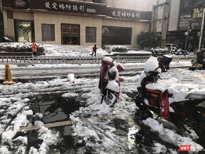 Mới nhất: Tuyết rơi trở lại ngày một dày hơn ở Thường Châu, AFC thông báo không hoãn chung kết ảnh 7