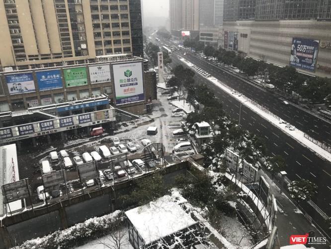 Mới nhất: Tuyết rơi trở lại ngày một dày hơn ở Thường Châu, AFC thông báo không hoãn chung kết ảnh 1