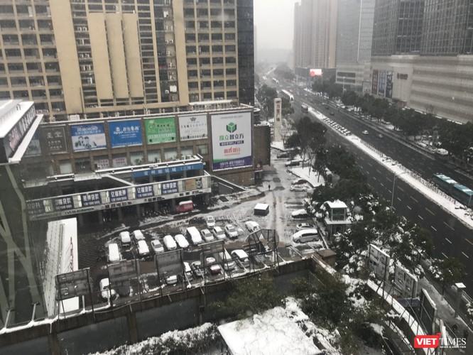 Mới nhất: Tuyết rơi trở lại ngày một dày hơn ở Thường Châu, AFC thông báo không hoãn chung kết ảnh 4
