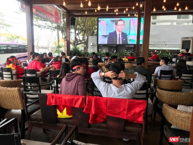 Không khí trận bóng lịch sử của U23 Việt Nam: Chút tiếc nuối phút cuối ảnh 13