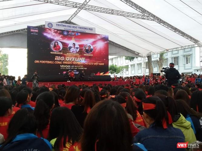 Không khí trận bóng lịch sử của U23 Việt Nam: Chút tiếc nuối phút cuối ảnh 18