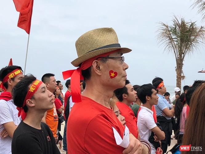 Không khí trận bóng lịch sử của U23 Việt Nam: Chút tiếc nuối phút cuối ảnh 20