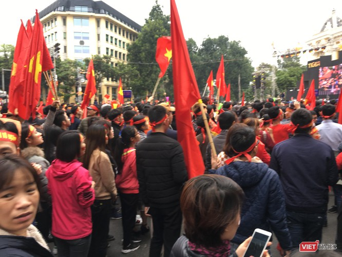 Không khí trận bóng lịch sử của U23 Việt Nam: Chút tiếc nuối phút cuối ảnh 28