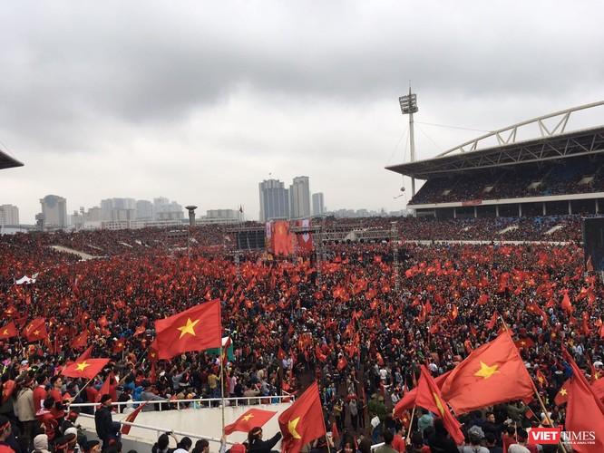 Không khí trận bóng lịch sử của U23 Việt Nam: Chút tiếc nuối phút cuối ảnh 31