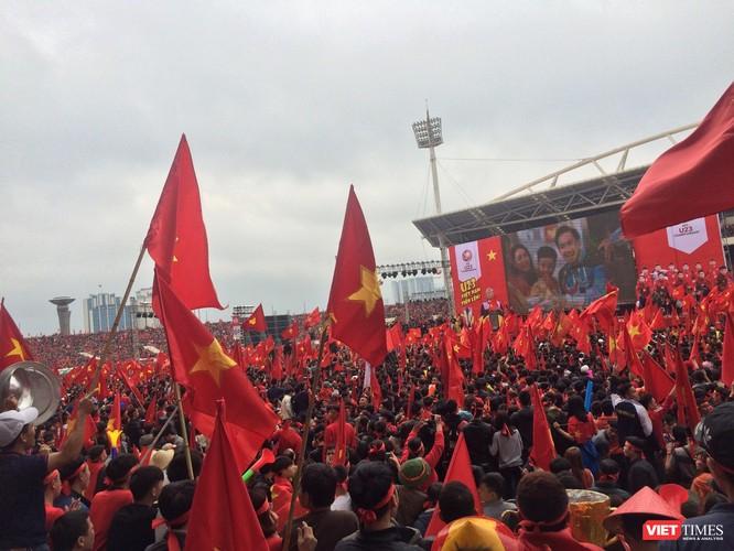 Không khí trận bóng lịch sử của U23 Việt Nam: Chút tiếc nuối phút cuối ảnh 29