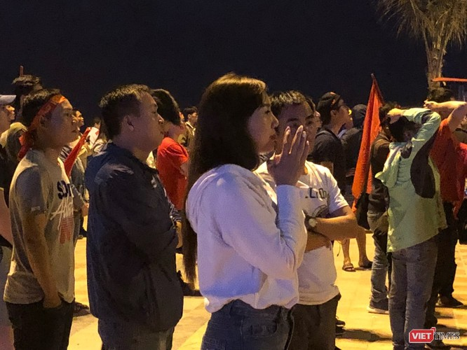 Không khí trận bóng lịch sử của U23 Việt Nam: Chút tiếc nuối phút cuối ảnh 44