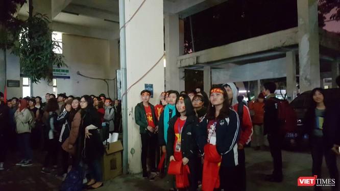 Không khí trận bóng lịch sử của U23 Việt Nam: Chút tiếc nuối phút cuối ảnh 43