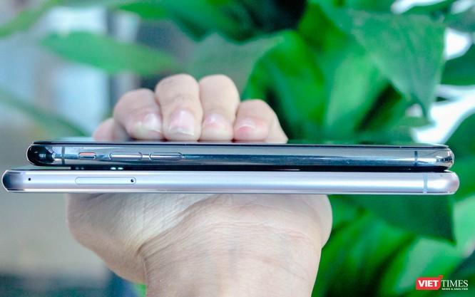 Trên tay Asus ZenFone 5 (2018) tại Việt Nam: đẹp hơn iPhone X! ảnh 8