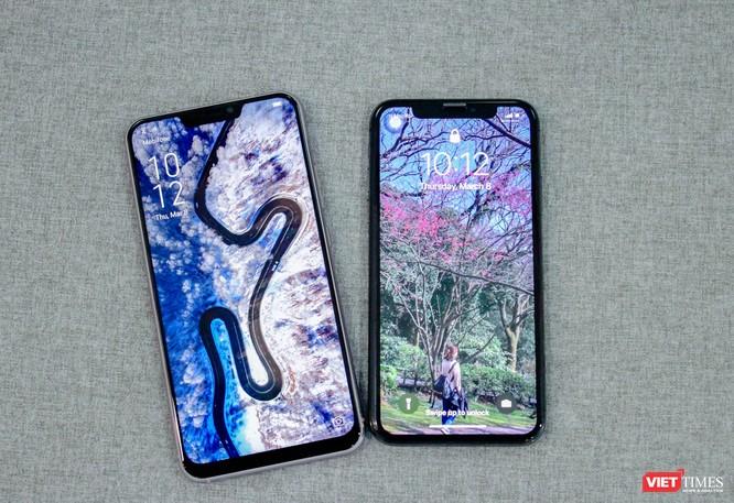 Trên tay Asus ZenFone 5 (2018) tại Việt Nam: đẹp hơn iPhone X! ảnh 9