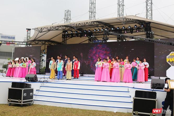 Toàn cảnh lễ kỷ niệm 10 năm Samsung Electronics phát triển vượt kỳ tích tại Việt Nam ảnh 13