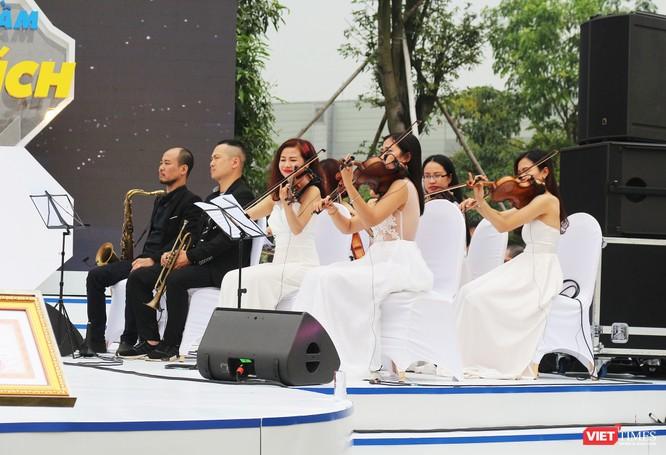 Toàn cảnh lễ kỷ niệm 10 năm Samsung Electronics phát triển vượt kỳ tích tại Việt Nam ảnh 15