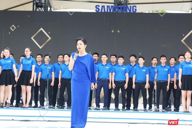 Toàn cảnh lễ kỷ niệm 10 năm Samsung Electronics phát triển vượt kỳ tích tại Việt Nam ảnh 16