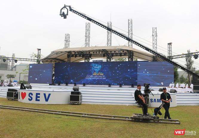Toàn cảnh lễ kỷ niệm 10 năm Samsung Electronics phát triển vượt kỳ tích tại Việt Nam ảnh 3