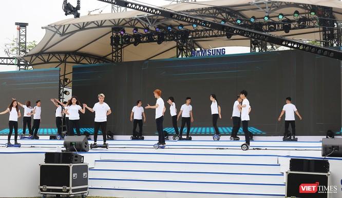 Toàn cảnh lễ kỷ niệm 10 năm Samsung Electronics phát triển vượt kỳ tích tại Việt Nam ảnh 6
