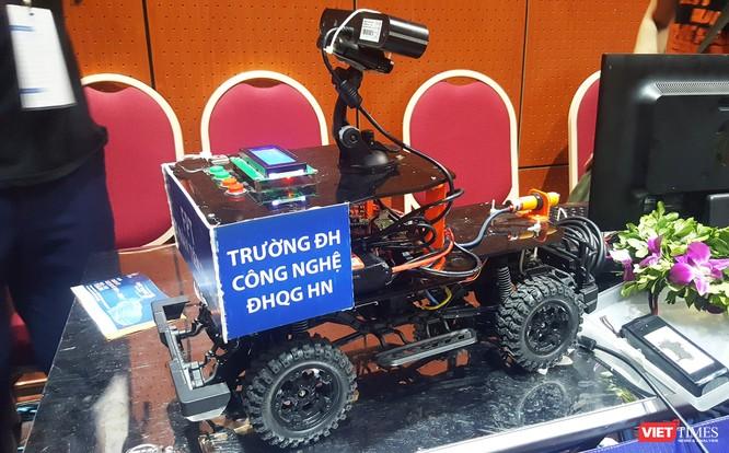 Cuộc đua số 2018: Mơ về xe tự lái trên đường phố Việt Nam ảnh 2
