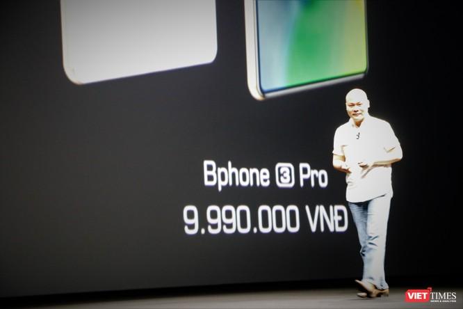 Bphone 3: Thiết kế tràn viền, kháng nước chuẩn IP68, giá từ 6,99 triệu ảnh 23