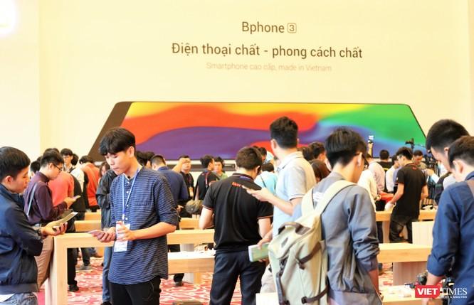 Bphone 3: Thiết kế tràn viền, kháng nước chuẩn IP68, giá từ 6,99 triệu ảnh 28