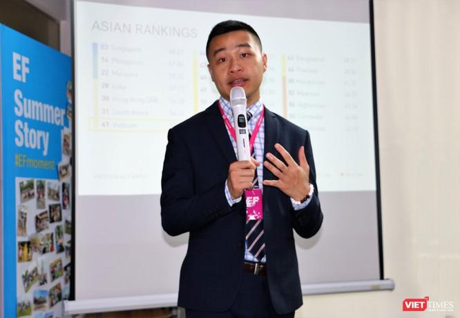 Công nghệ có giúp Việt Nam đuổi kịp Singapore về trình độ tiếng Anh của người dân? ảnh 3