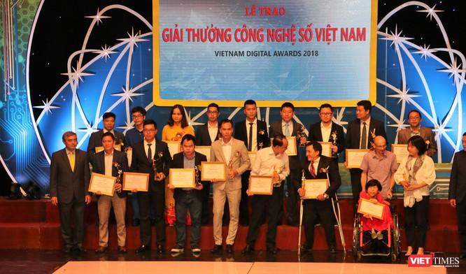 Giải thưởng Công nghệ số Việt Nam 2018: Thúc đẩy các DN mạnh dạn đầu tư, ứng dụng công nghệ số ảnh 12