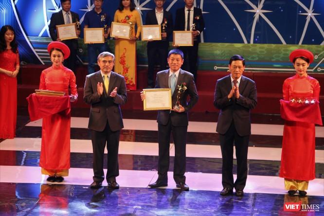 Giải thưởng Công nghệ số Việt Nam 2018: Thúc đẩy các DN mạnh dạn đầu tư, ứng dụng công nghệ số ảnh 14