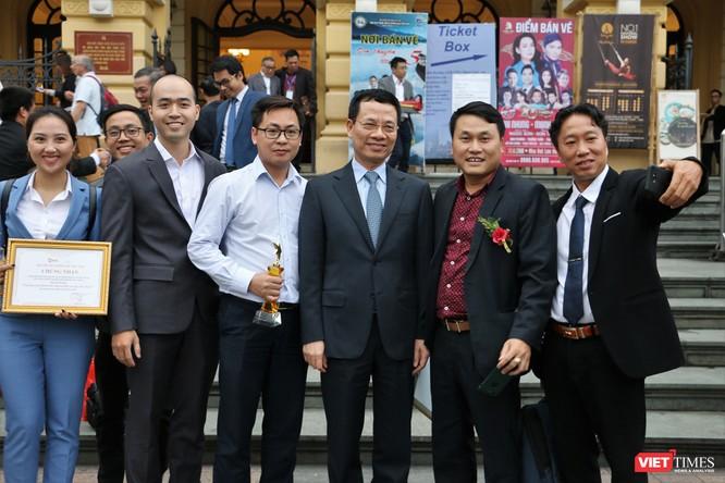 Giải thưởng Công nghệ số Việt Nam 2018: Thúc đẩy các DN mạnh dạn đầu tư, ứng dụng công nghệ số ảnh 15