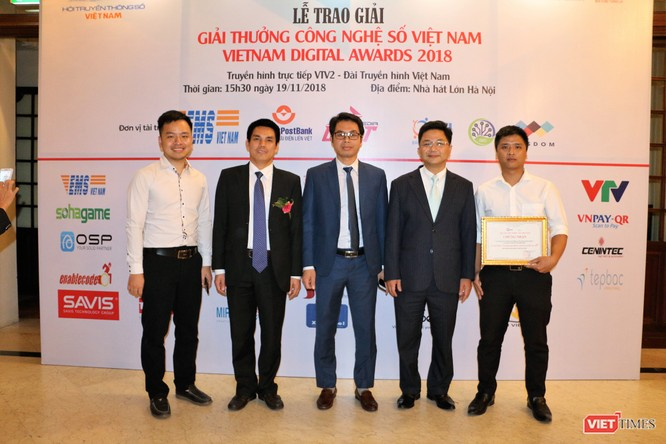 Giải thưởng Công nghệ số Việt Nam 2018: Thúc đẩy các DN mạnh dạn đầu tư, ứng dụng công nghệ số ảnh 16