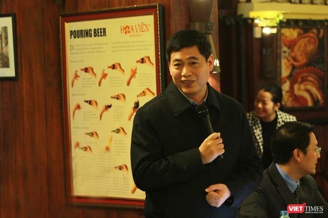 Chủ tịch LienVietPostBank giữ chức Phó Chủ tịch Hội Truyền thông số Việt Nam ảnh 4