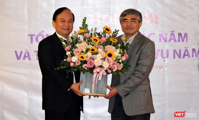 Chủ tịch LienVietPostBank giữ chức Phó Chủ tịch Hội Truyền thông số Việt Nam ảnh 5