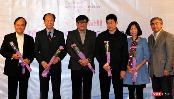 Chủ tịch LienVietPostBank giữ chức Phó Chủ tịch Hội Truyền thông số Việt Nam ảnh 2