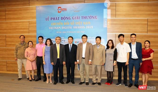 """Giải thưởng Vietnam Digital Awards 2019: Chờ đợi những """"cánh hạc số"""" tung bay ảnh 9"""