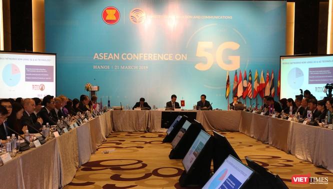 Bộ trưởng Nguyễn Mạnh Hùng đề xuất ASEAN chung tay phát triển 5G ảnh 2