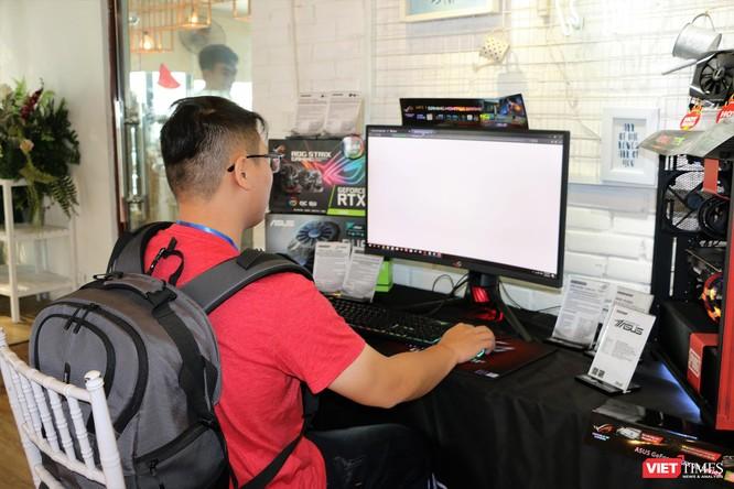 """Asus Việt Nam trình làng 5 laptop """"khủng"""" trong đó có 1 laptop có giá thành lên tới 120 triệu đồng ảnh 15"""