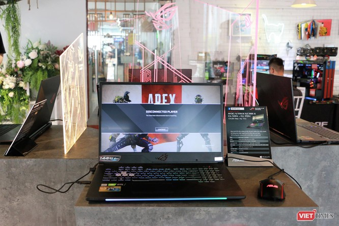 """Asus Việt Nam trình làng 5 laptop """"khủng"""" trong đó có 1 laptop có giá thành lên tới 120 triệu đồng ảnh 4"""