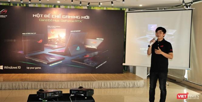 """Asus Việt Nam trình làng 5 laptop """"khủng"""" trong đó có 1 laptop có giá thành lên tới 120 triệu đồng ảnh 5"""
