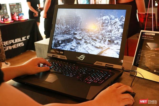 """Asus Việt Nam trình làng 5 laptop """"khủng"""" trong đó có 1 laptop có giá thành lên tới 120 triệu đồng ảnh 3"""