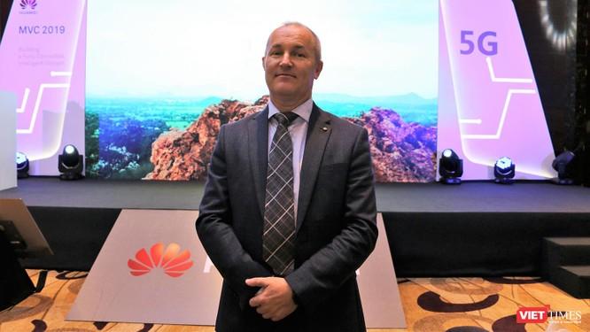 Giám đốc marketing Huawei tại châu Âu tiết lộ với VietTimes về số lượng hợp đồng 5G mà Huawei đã ký kết ảnh 1