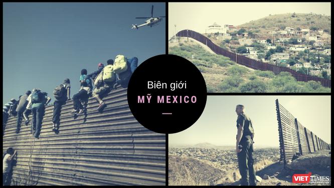 Bài 1: Sự điên rồ nơi biên giới Mỹ - Mexico ảnh 1