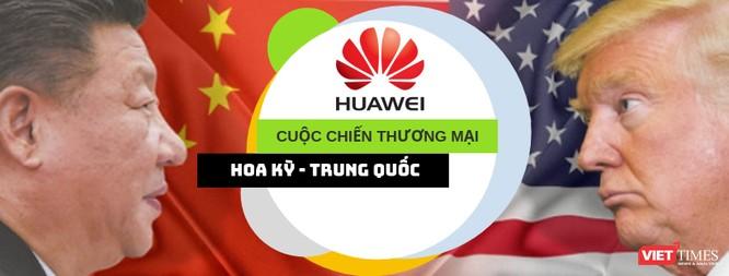 Huawei chỉ là 'tốt thí' trong cuộc Chiến tranh Lạnh mới giữa Trung Quốc và Mỹ ảnh 1