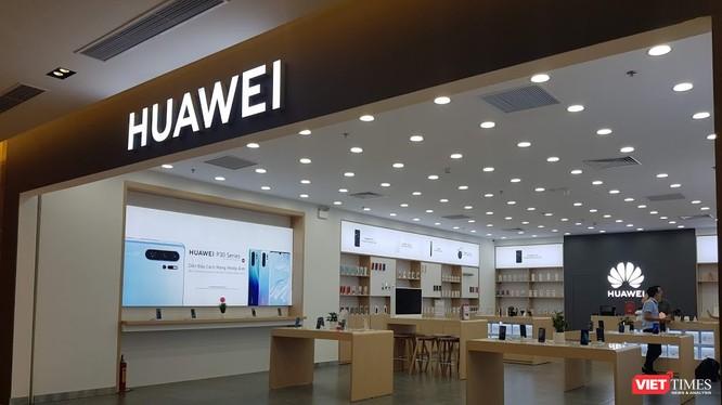 Sức hút điện thoại Huawei tại thị trường Việt có suy giảm? ảnh 1