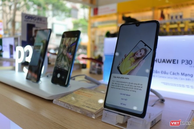 Sức hút điện thoại Huawei tại thị trường Việt có suy giảm? ảnh 2