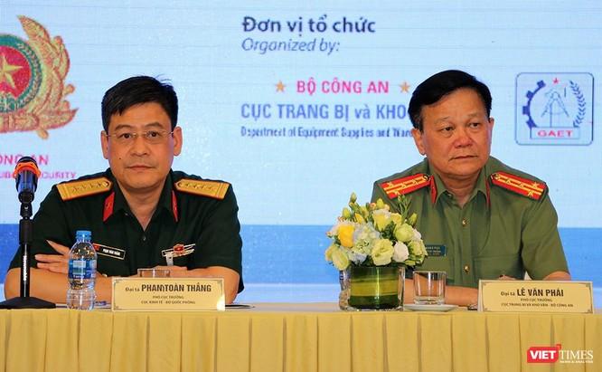 Nhiều vũ khí quân sự và trang thiết bị hiện đại sẽ xuất hiện tại Triển lãm Quốc phòng và An ninh lần đầu tiên được tổ chức tại Việt Nam ảnh 2